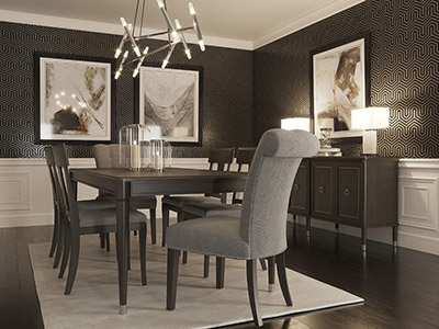 dining end chairs