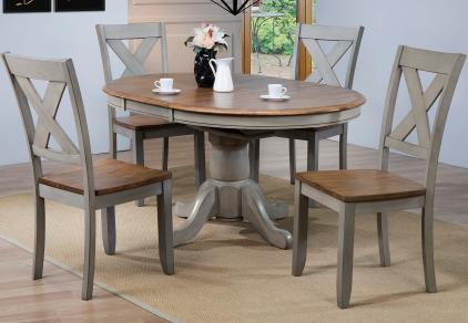 pedestal kitchen table
