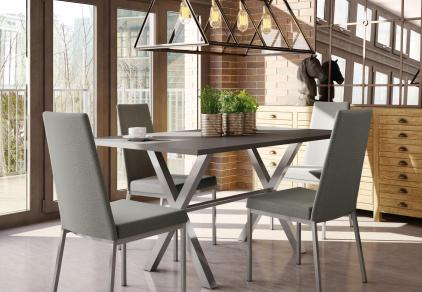 modern kitchen table