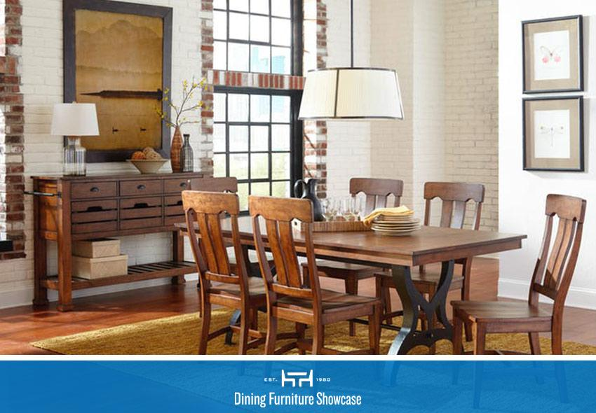 Table Top Materials And Their Benefits Dining Furniture Showcase